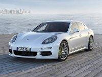 Обвес тюнинг на Porsche Panamera - накладка на передний и задний бампер, пороги, капот карбон, спойлер.
