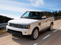 Тюнинг обвес на Range Rover Sport I  : передний и задний бампер, капот, спойлер