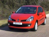 На Renault Clio III с 2005 по 2013 год купить передние альтернативные фары