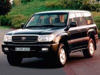 На Toyota Land Cruiser 100 купить передние альтернативные фары