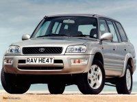 На Toyota RAV4 XA10 купить передние альтернативные фары