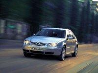 На Volkswagen Bora купить передние альтернативные фары