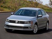 Тюнинг обвес на Volkswagen Jetta VI - накладка на задний и передний бампер, спойлер, пороги