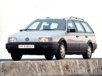 Тюнинг обвес на Volkswagen Passat B4 - накладка на задний и передний бампер, пороги.