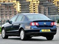 На VW Passat B6 3C задние фонари, задняя альтернативная оптика