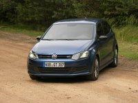 На Volkswagen Polo 6R передние альтернативные фары