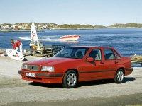 На Volvo 850 передние альтернативные фары