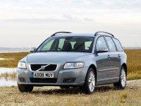 Тюнинг обвес на Volvo V50 : накладка на передний и задний бампер, спойлер, пороги