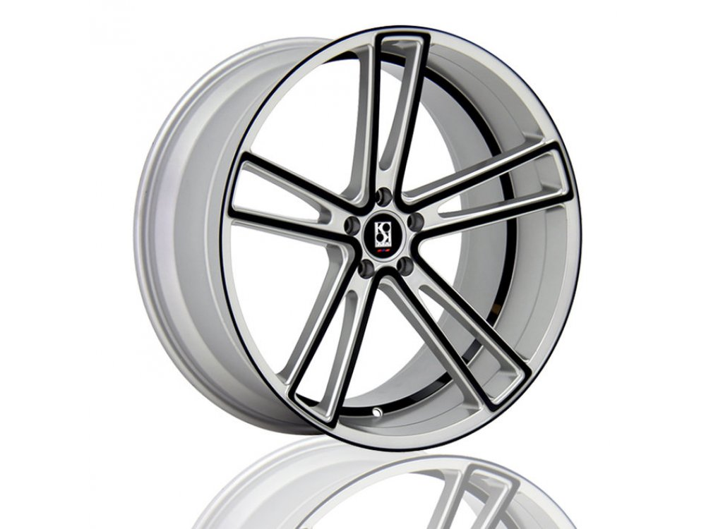 Massa-5 Silver Black R20, R22