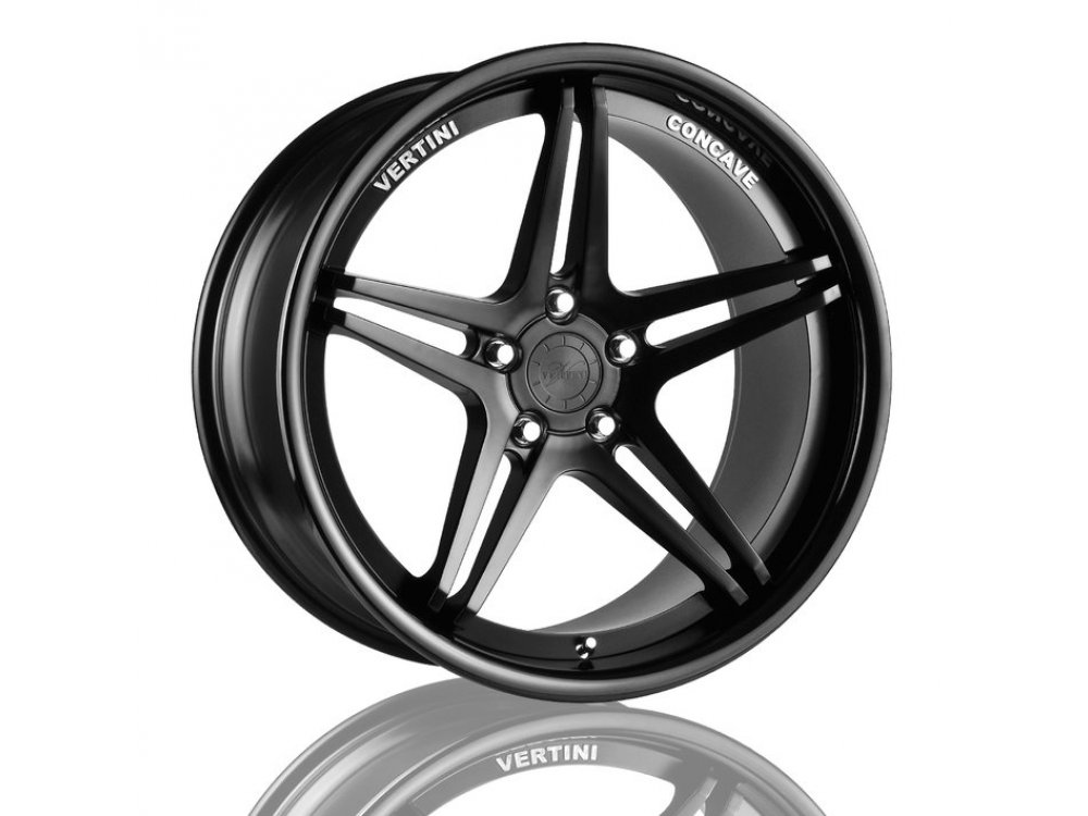 Monaco-6 Matte Black R19