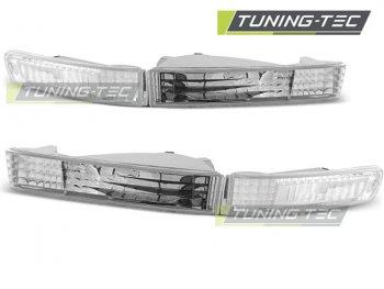 Повторители указателей поворота Chrome от Tuning-Tec для Honda Prelude IV