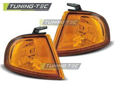 Указатели поворота Yellow от Tuning-Tec для Honda Prelude IV