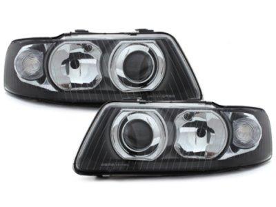 Фары передние Dectane Black для Audi A3 8L