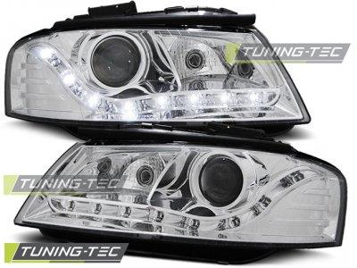 Фары передние Monolight Chrome для Audi A3 8P