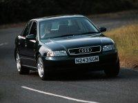 На Audi A4 B5 с 1994 по 2001 г.в. передние альтернативные фары