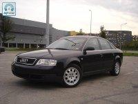 На Audi A6 C5 купить передние фары