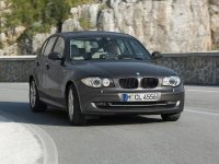 На BMW  1 E87 купить передние фары