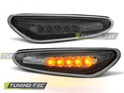 Повторители поворота LED Smoke для BMW 3 E46 рестайл