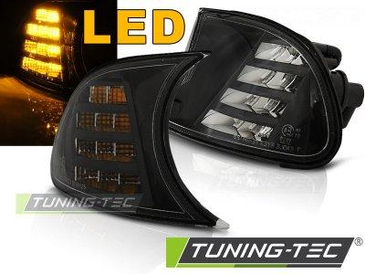 Указатели поворота LED Smoke для BMW 3 E46 Coupe / Cabrio