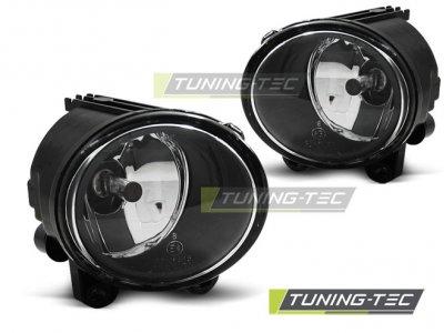 Фары противотуманные Chrome от Tuning-Tec на BMW 3 E92 / E93