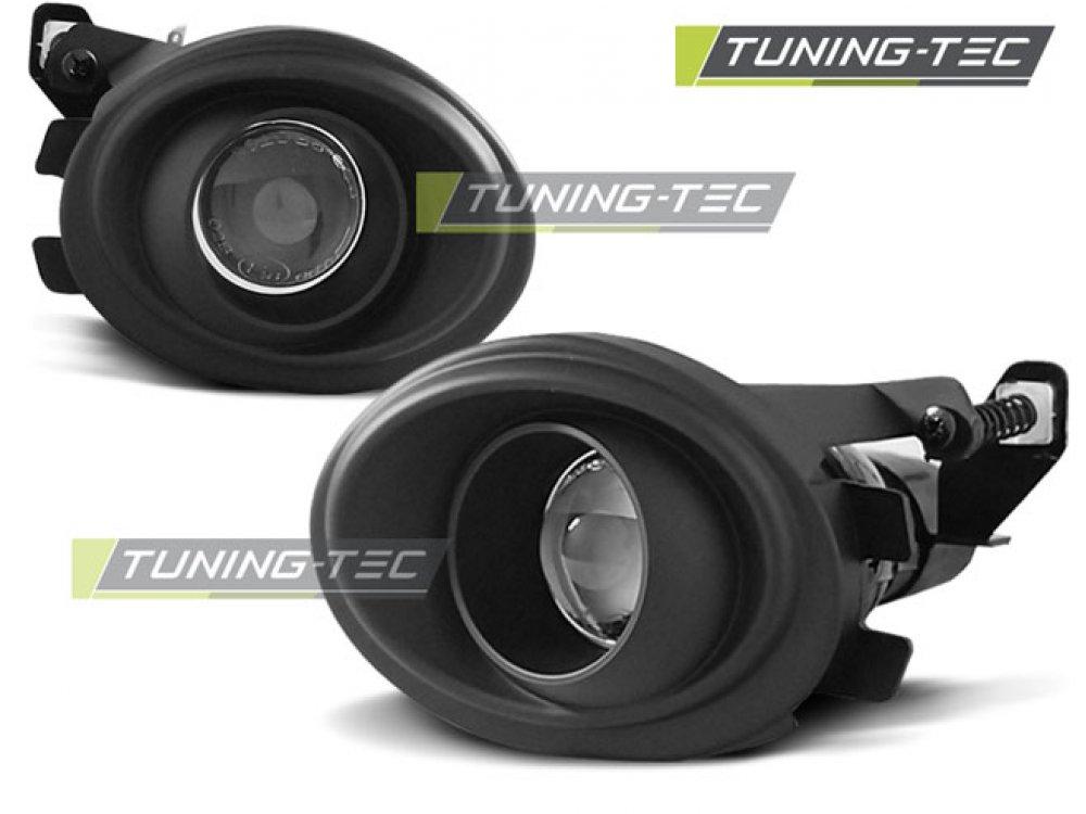 Альтернативные ПТФ Black для BMW 5 E39 M-Packet