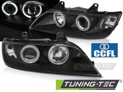 Фары передние Neon Eyes CCFL Black для BMW Z3 E36