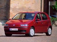 На Fiat Punto II купить передние альтернативные фары