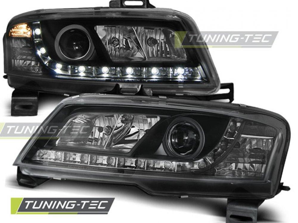 Фары передние Daylight Black от Tuning-Tec для Fiat Stilo 3D