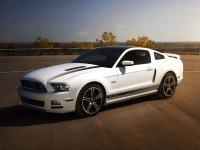 На Ford Mustang V купить передние альтернативные фары