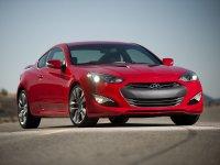 На Hyundai Genesis купить передние альтернативные фары