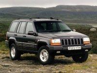 На Jeep Grand Cherokee ZJ купить передние альтернативные фары