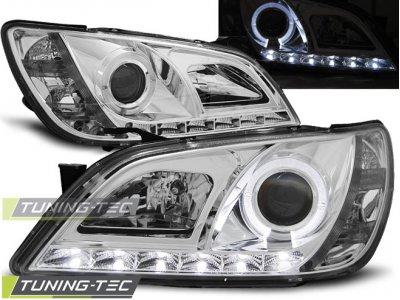 Фары передние Daylight Chrome LED для Lexus IS 200 / IS 300