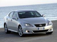 На Lexus IS II купить передние альтернативные фары