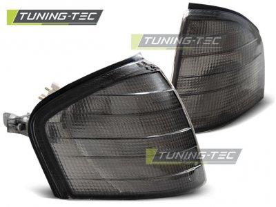 Указатели поворота Smoke от Tuning-Tec на Mercedes C класс W202
