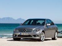 На Mercedes C класс W204 купить передние альтернативные фары