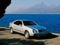 На Mercedes CLK класс W208 купить передние альтернативные фары