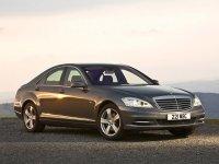 На Mercedes S класс W221 купить передние альтернативные фары