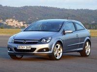 На Opel Astra H купить передние альтернативные фары