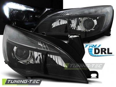 Фары передние Daylight Black от Tuning-Tec на Opel Astra J