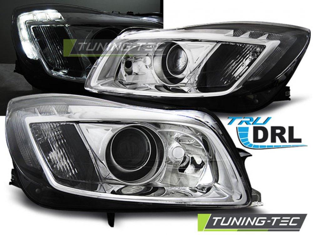 Фары передние Daylight Chrome на Opel Insignia