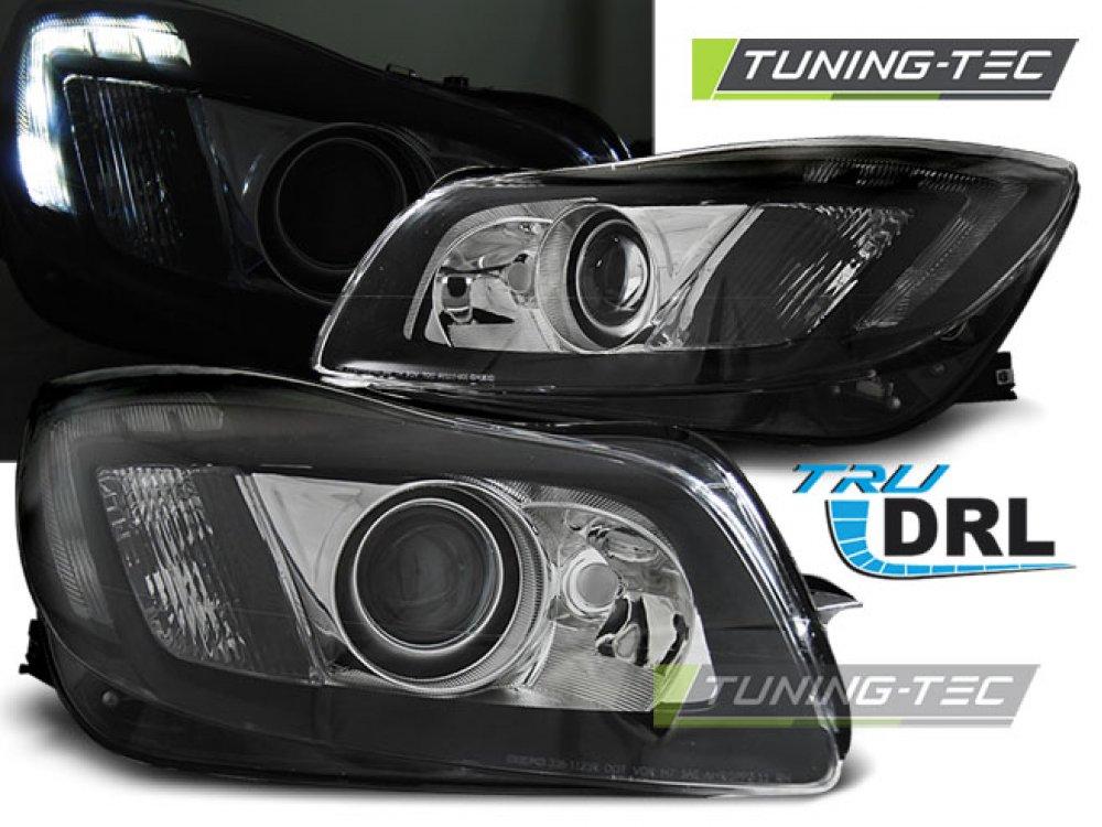 Фары передние Daylight Black на Opel Insignia