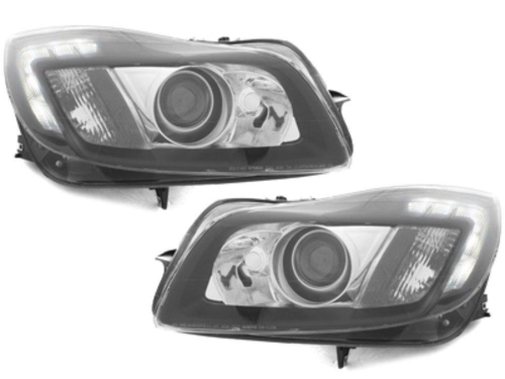 Фары передние Dlite Chrome на Opel Insignia