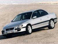 На Opel Omega B купить передние альтернативные фары
