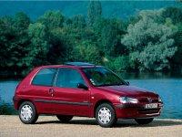 На Peugeot 106 купить передние альтернативные фары