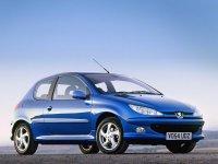 На Peugeot 206 купить передние альтернативные фары