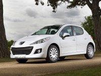 Купить на Peugeot 207 передние альтернативные фары