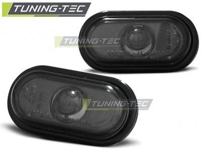 Повторители поворота Smoke от Tuning-Tec на Renault Clio I