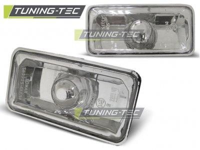 Повторители поворота Chrome от Tuning-Tec на Seat Ibiza 6K