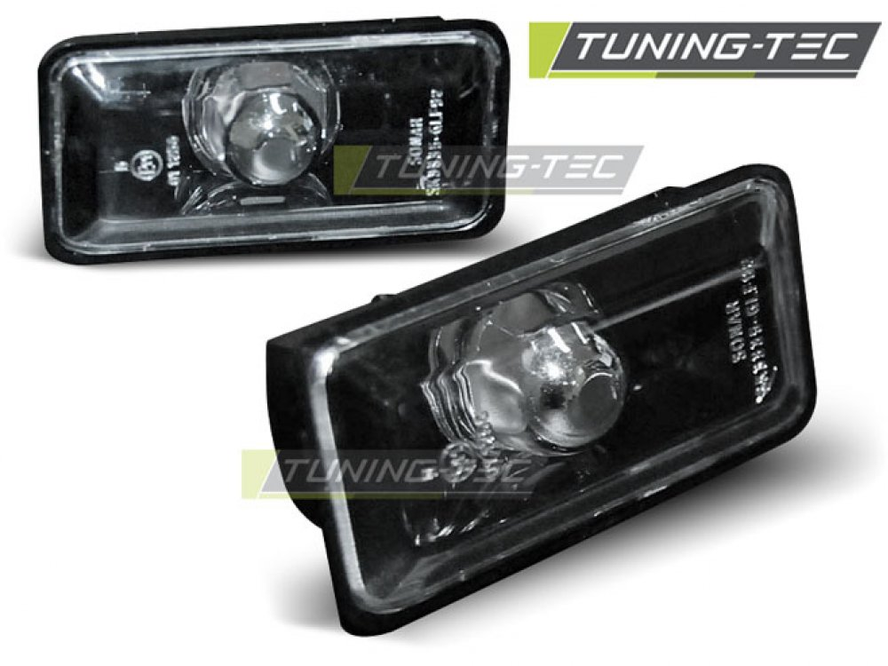 Повторители поворота Black от Tuning-Tec на Seat Ibiza 6K
