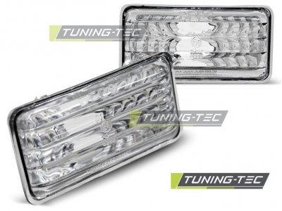 Повторители поворота Chrome Var2 от Tuning-Tec на Seat Ibiza 6K